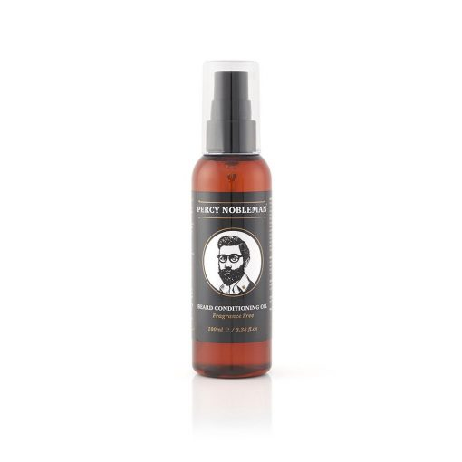 Percy Nobleman's Beard Oil (Fragrance Free)