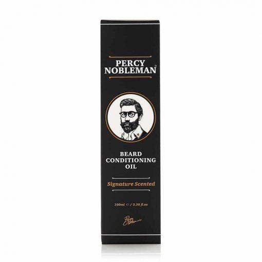 Percy Nobleman's Beard Oil (Fragrance Free)