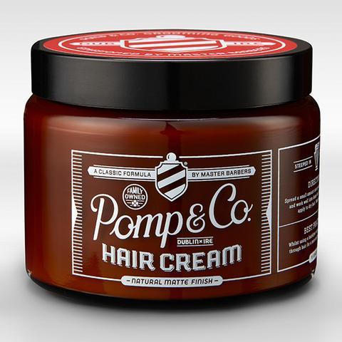 Pomp & Co The Hair Cream 16oz (Xl)