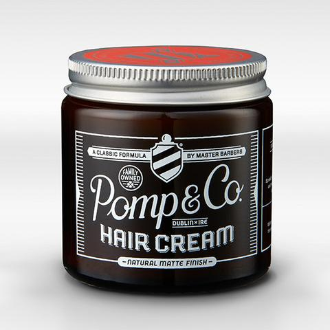 Pomp & Co The Hair Cream 4oz (Regular)