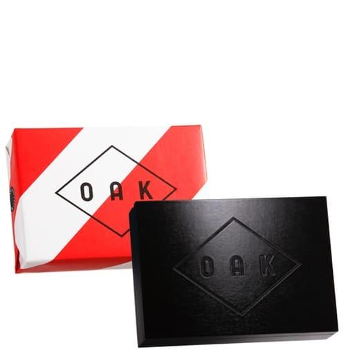 Oak Beard Box (Gift Set)