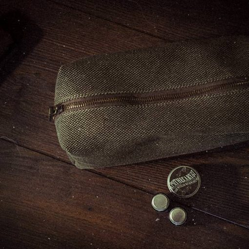Apothecary 87 Dopp Bag Beard Kit