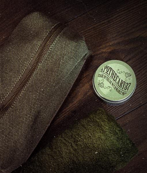 Apothecary 87 Dopp Bag Shave Kit