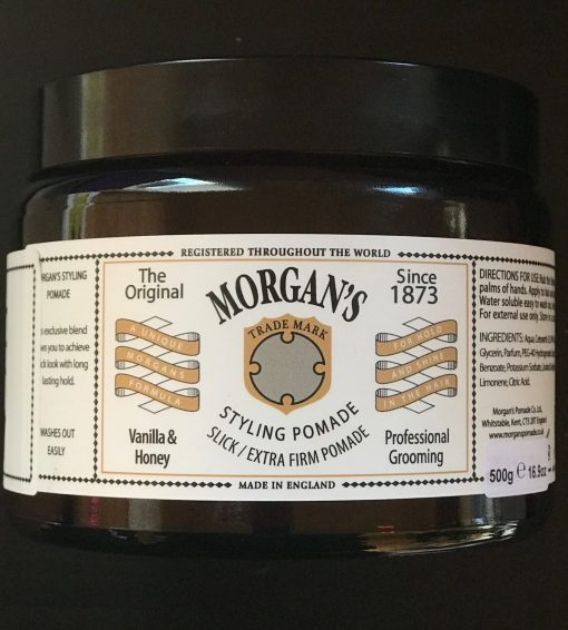 MORGANS POMADE Vanilla and Honey