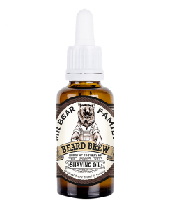 Mr. Bear Brew Shaving Oil