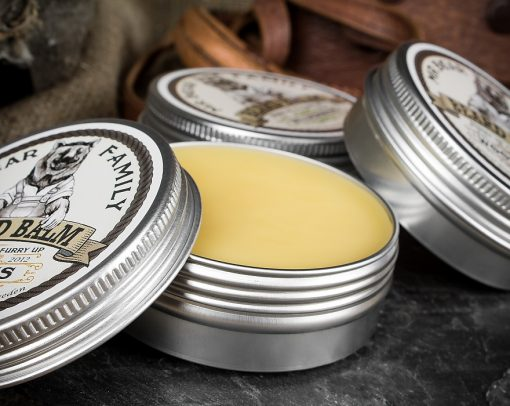 Mr. Bear Beard Balm Citrus