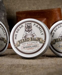 r. Bear Beard Balm Wilderness