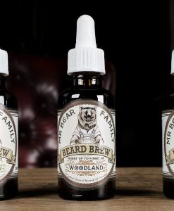 Mr. Bear Beard Brew Wilderness
