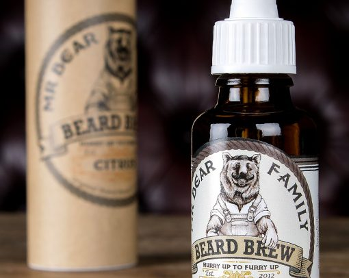 Mr. Bear Beard Brew Citrus