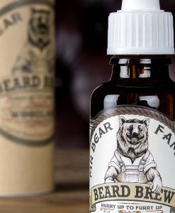 Mr. Bear Beard Brew Woodland