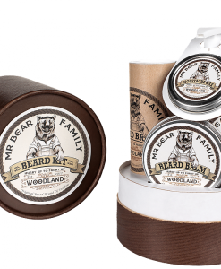 Mr. Bear Beard Kit Woodland