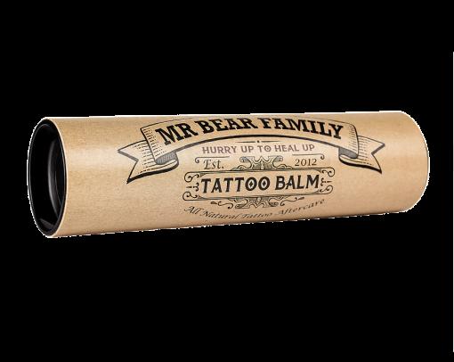 Mr. Bear Tattoo Balm