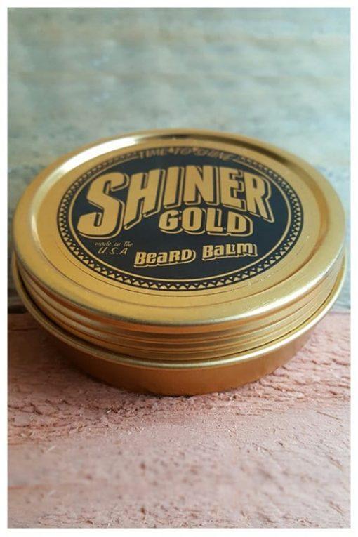 SHINER GOLD  BEARD BALM 1