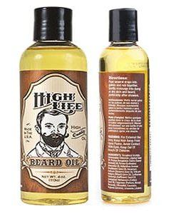 High Life Beard Oil