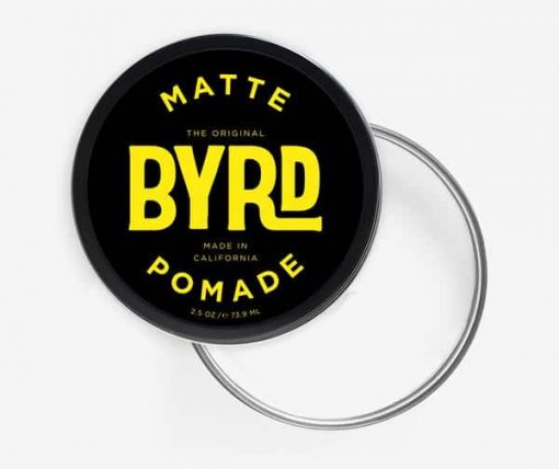 Uploaded ToByrd Matte Pomade / Big Byrd
