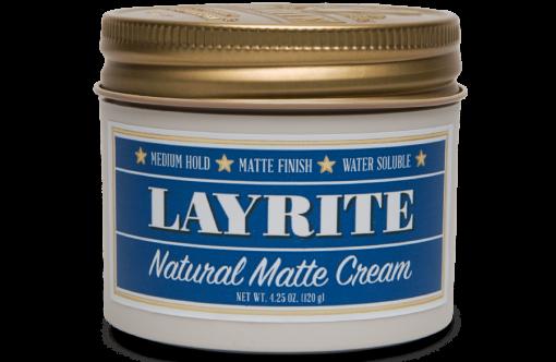 layrite matt cream pomade