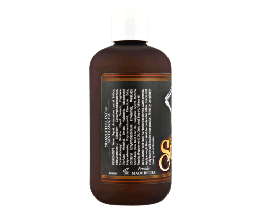 suavecito beard wash side