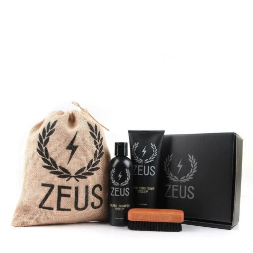 Zeus Beard Care Kit, Verbena Lime