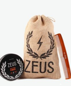 Zeus Hair Care Set, Firm Hold