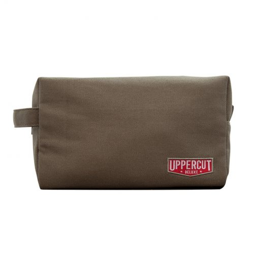 Uppercut Deluxe Filled Wash Bag Green