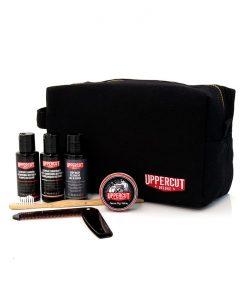 Uppercut Deluxe Filled Wash Bag – Black