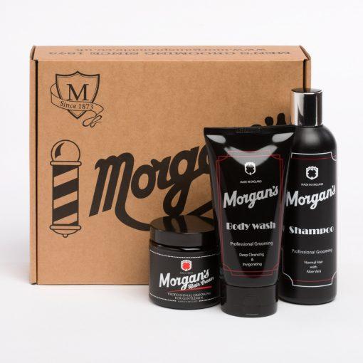 Morgans Gentleman's Grooming Gift Set