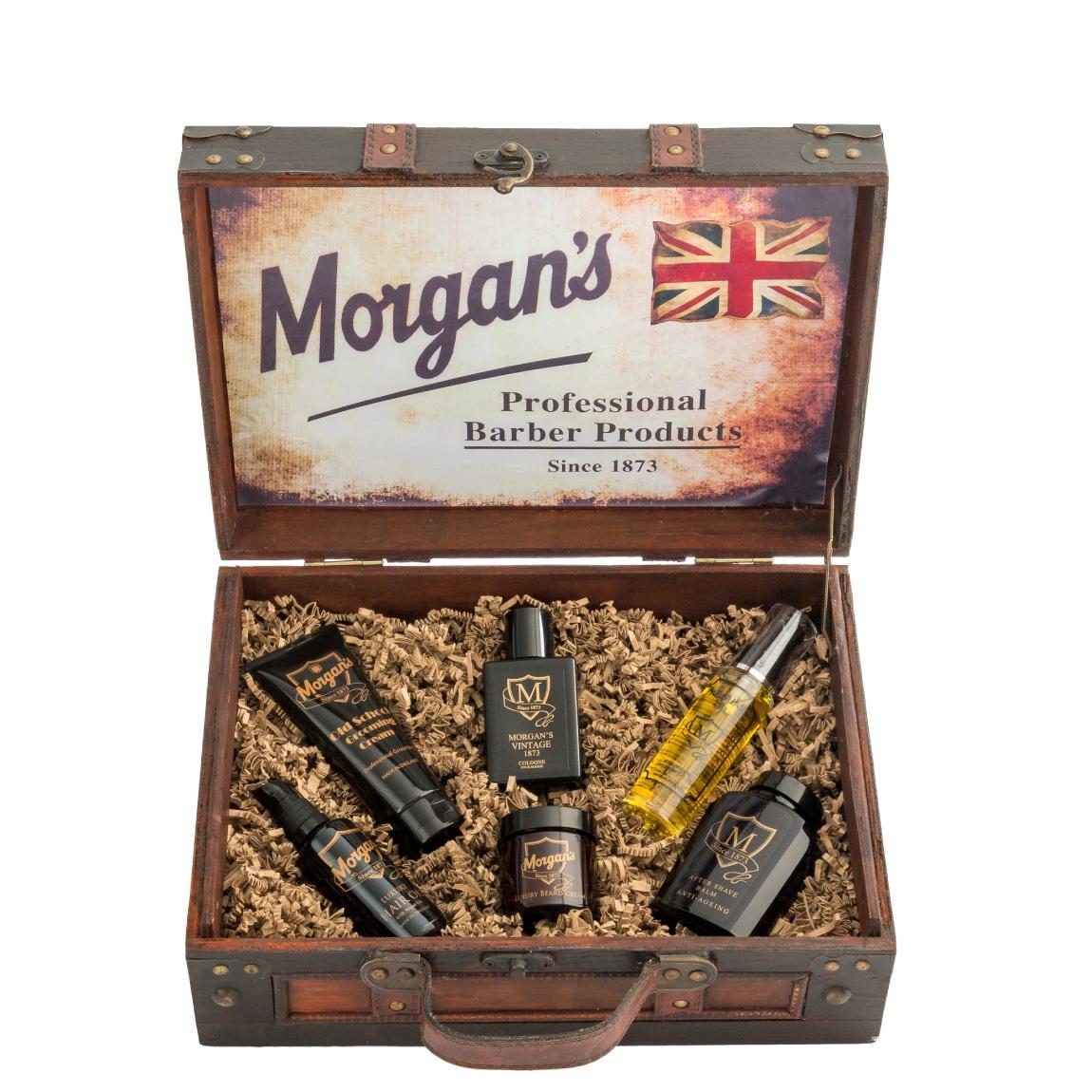 Morgans Pomade Luxury Gift Case