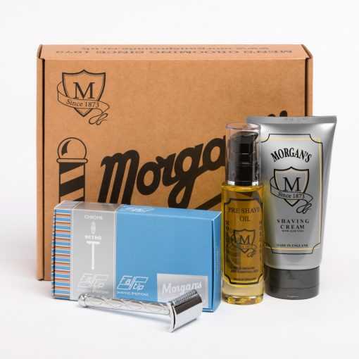 Morgans Pomade Shaving Gift Set