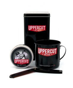 Uppercut Deluxe Mug, Comb and Tin Kit