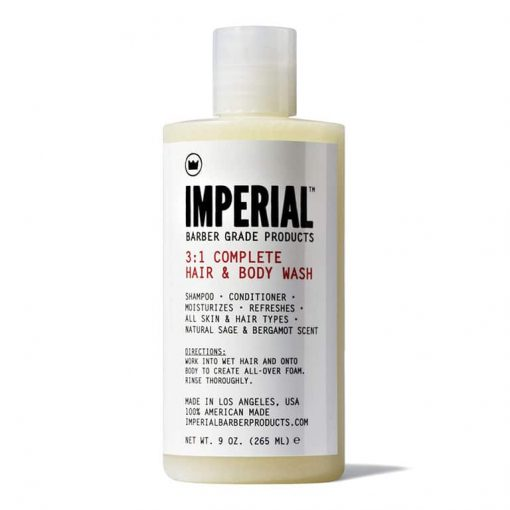 Imperial Hair and Body Wash