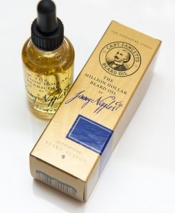 Captain Fawcett jimmy Niggles Beard Oil