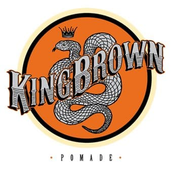 King Brown logo
