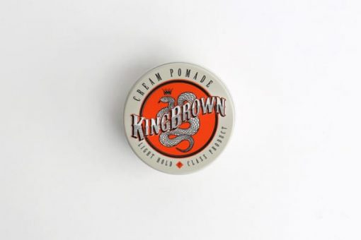 King Brown Cream Pomade - 75g