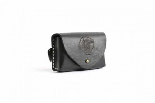 King Brown Leather Holster in Black