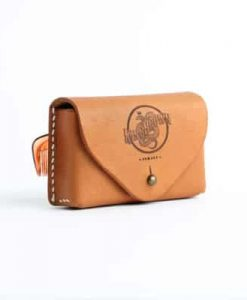 King Brown Leather Holster in Brown