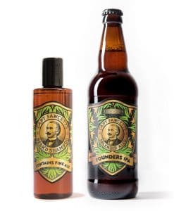 Captain Fawcett Beer'd Shampoo - 250ml