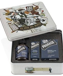 Proraso Beard Care Tin - Azur Lime