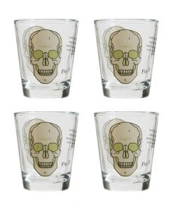 Skeleton Shot Glasses