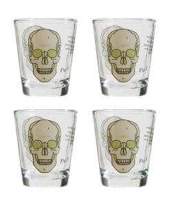 Skeleton Shot Glasses