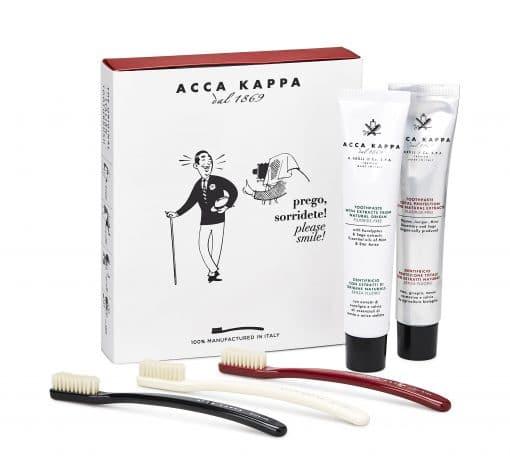 Acca Kappa Vintage Collection Gift Set