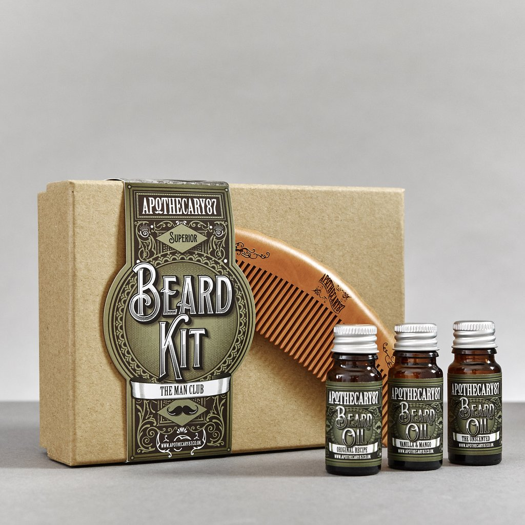 Christmas Gifts for the Bearded Man