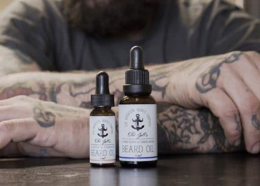brighton beard company oil