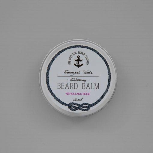 neroli rose beard balm