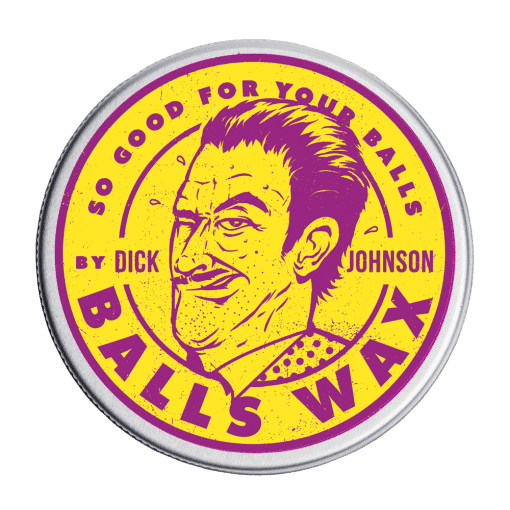 Dick Johnson Ball Wax