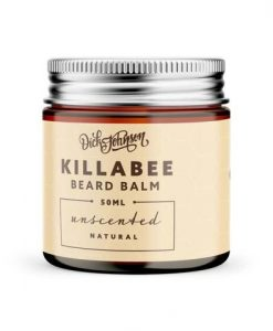 Dick Johnson Beard Balm Unscented Killa Bee