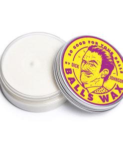 Dick Johnson Ball Wax
