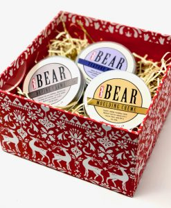 Mens Hair Christmas Gift Box