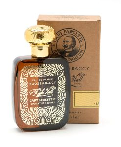 Captain Fawcett Booze And Baccy Eau De Parfum By Ricki Hall - 50ml