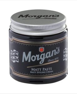 MORGAN'S MATT PASTE 120ML JAR
