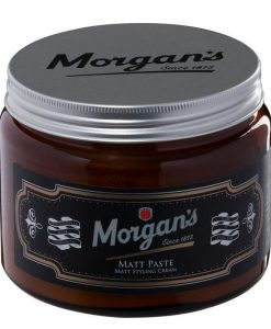Morgan's Matt Paste 500ml Jar